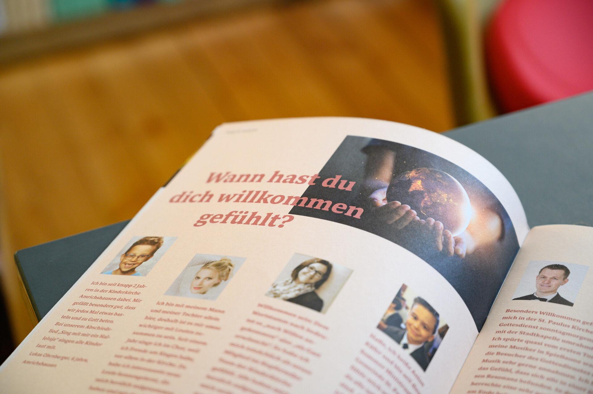 Magazin Pfarrei