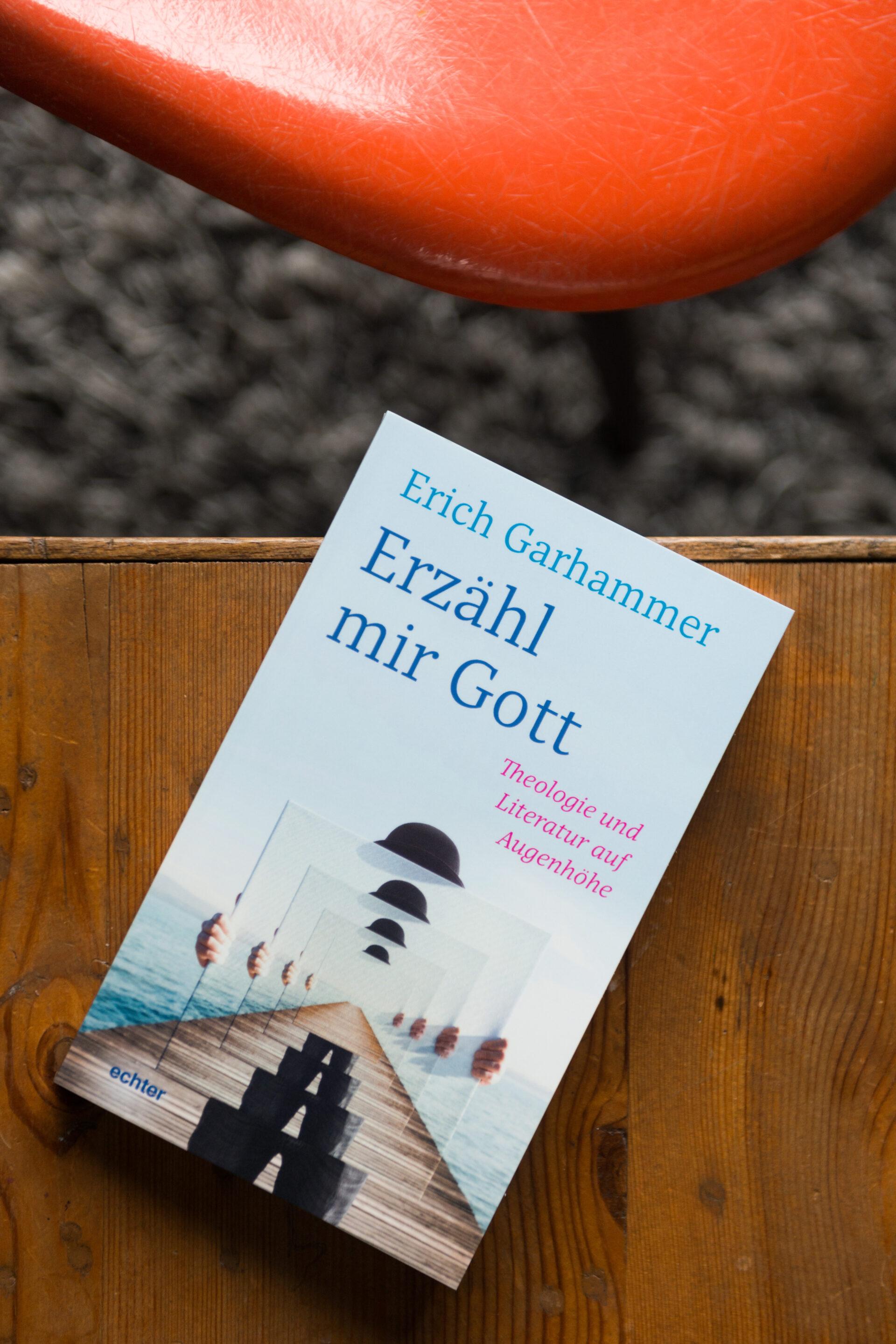 Produktbild Buch Erzähl mir Gott von Erich Garhammer
