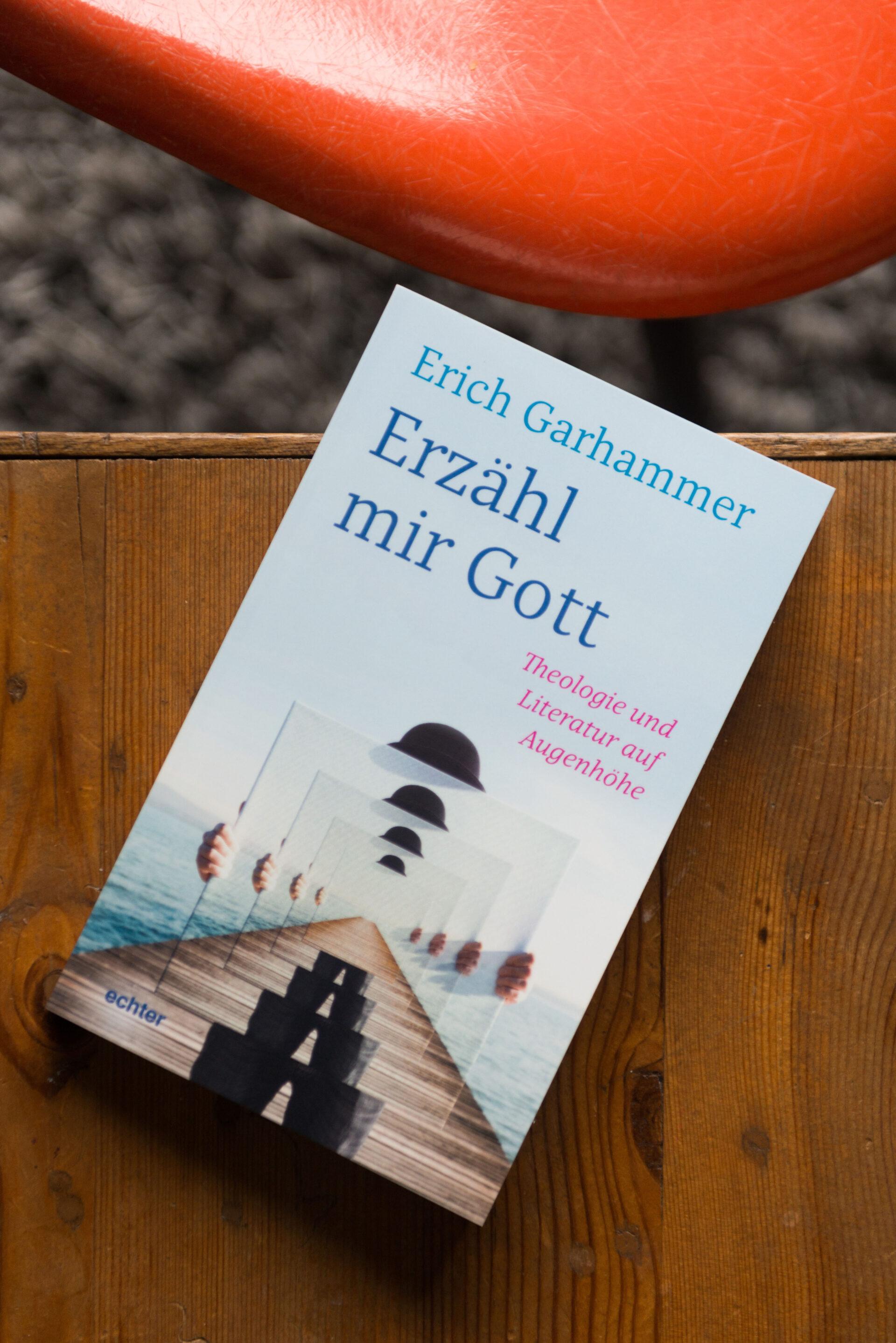 Produktbilder Buch Erzähl mir Gott von Erich Garhammer
