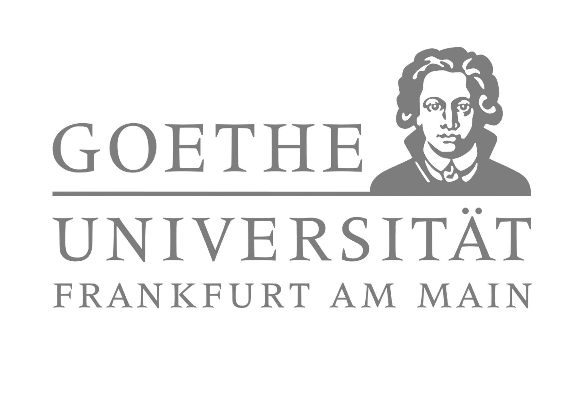 Logo Goetheuniversität Frankfurt am Main