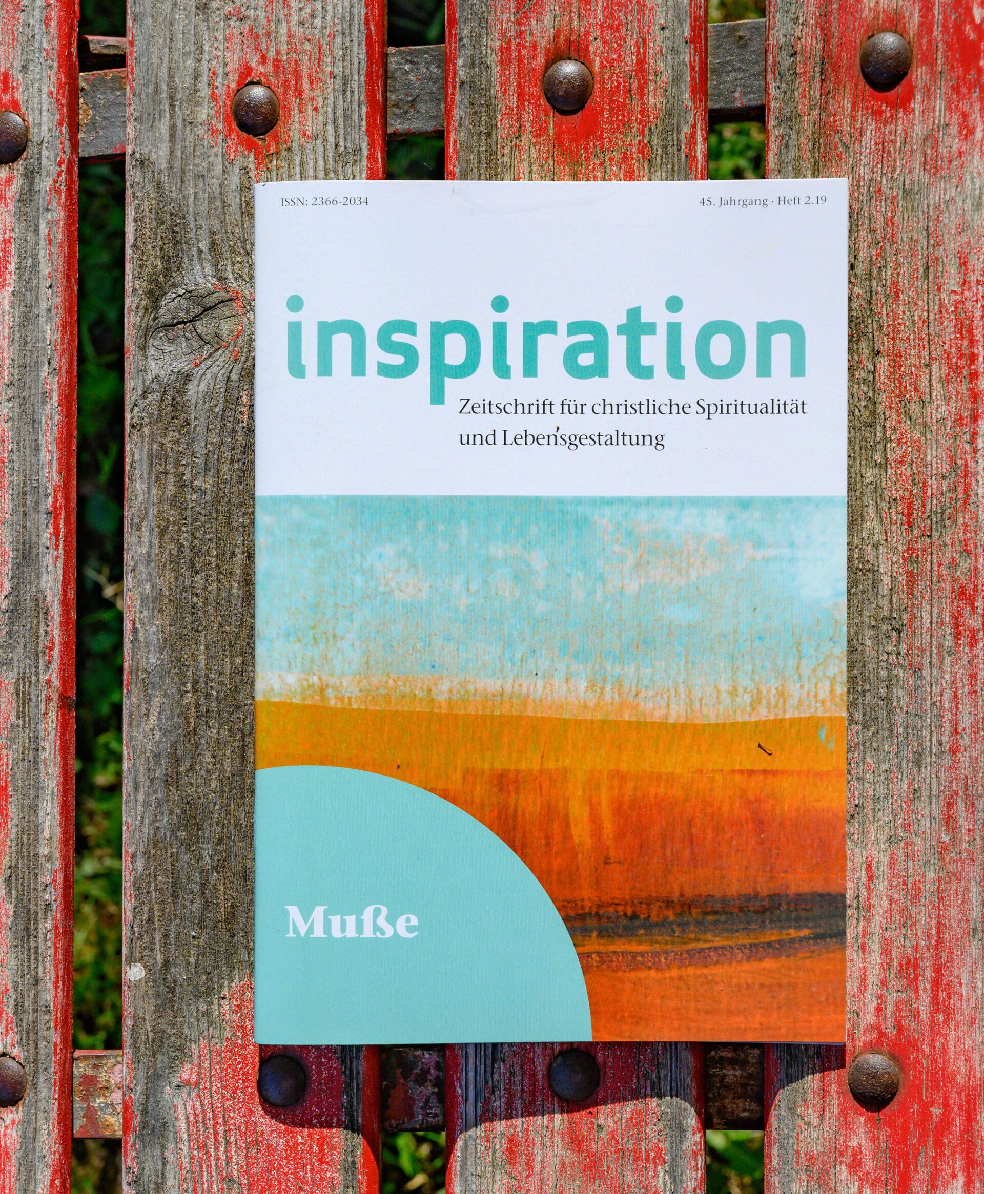 Magazin Inspiration
