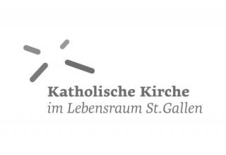 Logo katholische Kirche St. Gallen