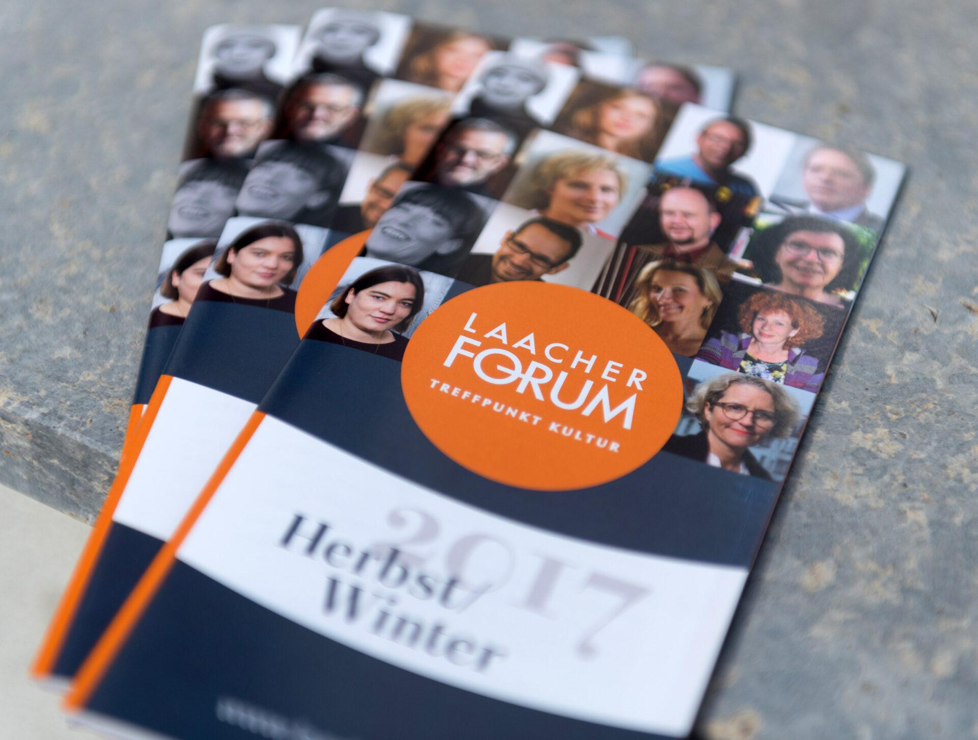 Laacher Forum Programmheft