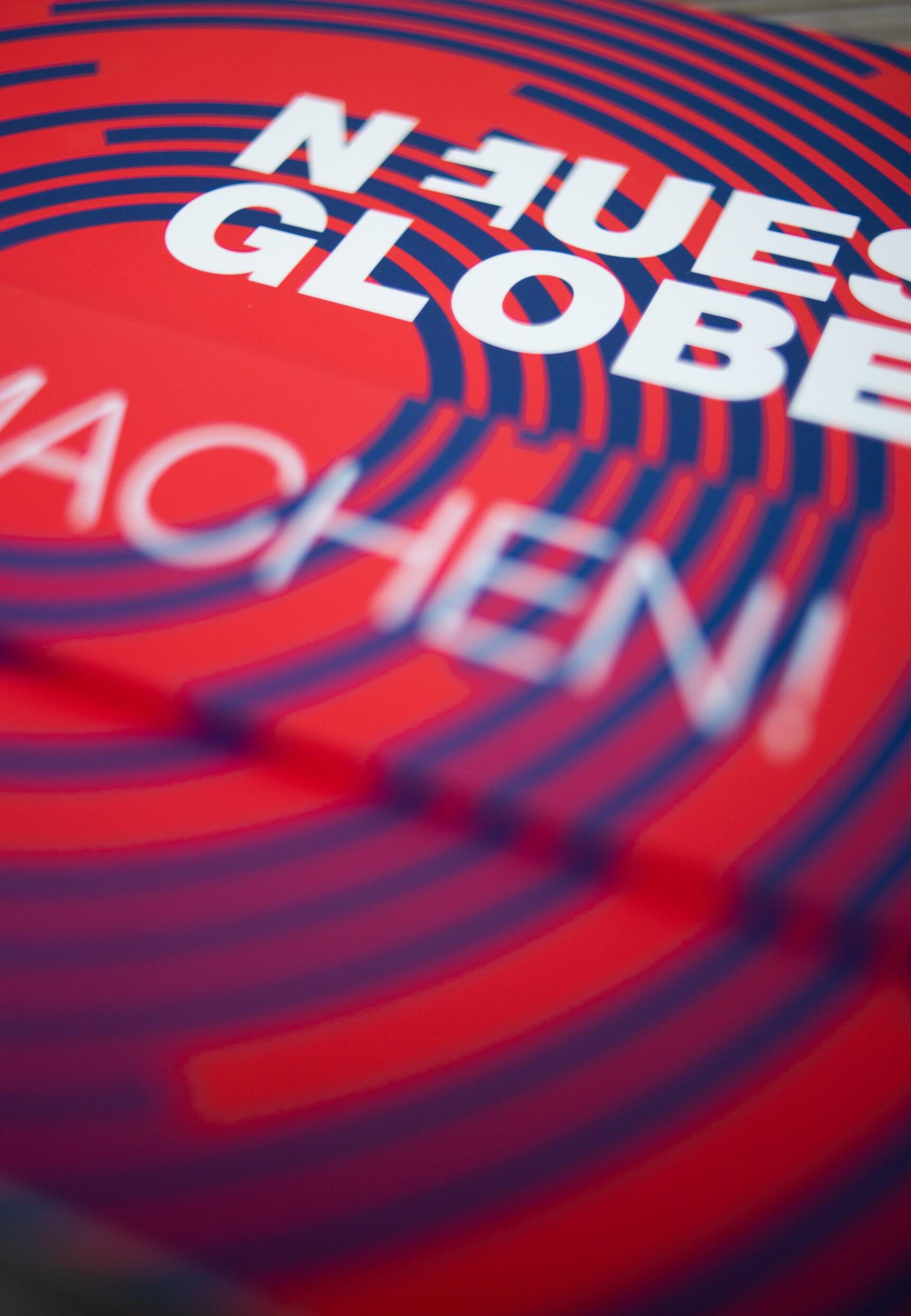 Broschüre Neues Globe