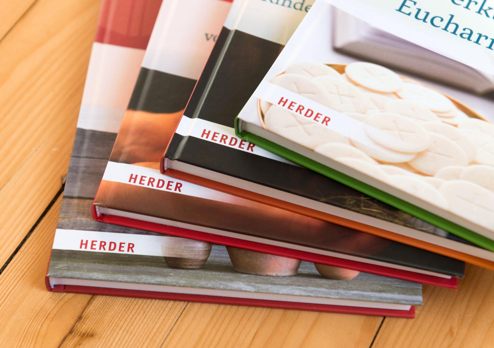 Produktbilder Werkbuch Pastoral Herder