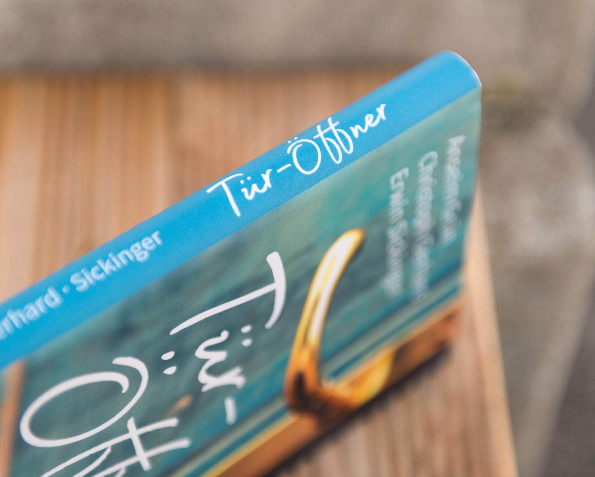 Produktfoto Buch türöffner